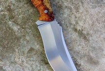 Sharp Things / Knives, swords, hatchets, axe / by JDK