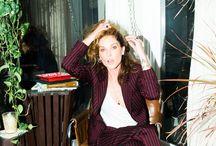 Erin Wasson / A board devoted to supermodel and fashionista Erin Wasson.