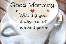 Good morning blessings.