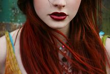 beautiful red heads / by K Witko
