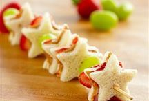 childrens party food
