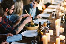 Farm to Table Theme / Farm to Table theme ideas. / by Greater Giving
