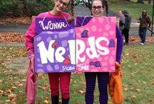 Aleah and Kayla's costume