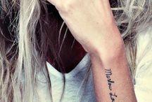 "tattoos!"""