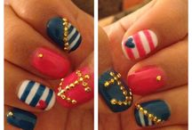 Nail art / by Elizabeth Kimble