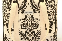 Gorgeous Bags / Design your own tote bag or cross body bag.  You can select your fabrics from a selection of more than 300.