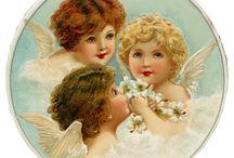 ангелочки..
