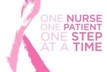 Breast Cancer Quotes / In honor of Breast Cancer Awareness Month, we've put together inspirational breast cancer quotes to give hope and push forward those battling the disease.  / by Chamberlain College of Nursing