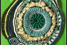 mes crochets / mes réalisations au crochet