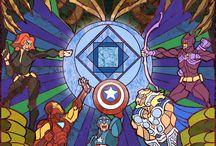 Marvel Avengers Heroes