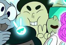 Steven Universe selfie gem