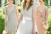 Wedding | Bridesmaids & Groomsmen / bridal portraits, bridesmaids, groomsmen, wedding party