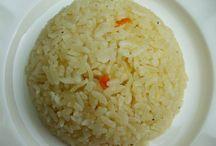 Pilav-rice