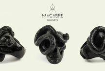 SKULLS by Macabre Gadgets / Macabre Gadgets official online boutique: STORE-MACABREGADGETS.COM