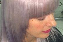 Hair / My hair work at Regis salon meadowhall