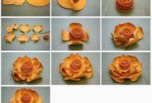 цветы рукоделие