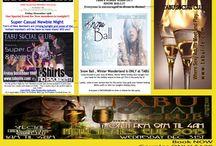 TABU EVENTS