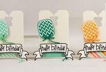 TAWS Pointers / this is such a fun little mini set.. very retro and graphic.. it has so many stamp options