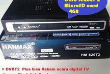 Tehnology TV Digital dan bisa rekam dengan sistem PVR