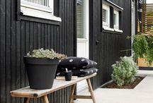 Uteområde/terrasse