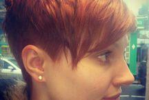 Short haircuts woman / Hårinspo