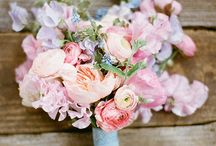 Sweet Pea Wedding Inspiration