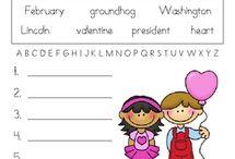 January/February Classroom / by Andrea Nejaime