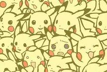 Pikachu ;3;