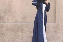 حجاب عباية