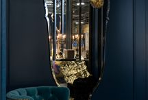 Maison et Objet 2018 / Get decor ideas from stands in Maison et Objet Paris (an Interior Design Exhibit). You can find luxury, elegant, modern, original, handmade consoles, center tables , side tables, floor, wall and table lamps, mirrors and exclusive art pieces made with premium high quality materials such as Gold, brass, Portoro, Grafitte and Calacatta marble. Find more inspiration: www.bessadesign.com