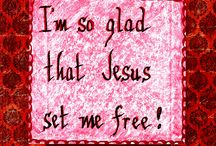 FREEDOM IN JESUS<3 / by Yvonne Baxter