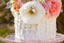 WEDDINGS | Wedding Cake