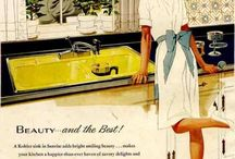 Vintage Kitchen Ads / Vintage Advertisements Related to the Kitchen
