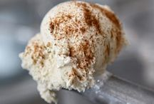 Cinnamon Ice Cream / Cinnamon Ice Cream from our Culinary Innovation range #kayak_icecream #icecream