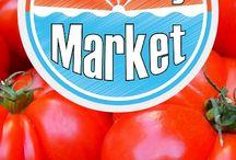 MiraBay Market / MIraBay Market: A Modern Day Farmer's Market.