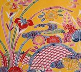 Fabrics / by FlyingColors