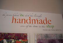 Our Shop / Handmade Art Jewellery Ceramics Textiles Prints Crafts Cards gift wrap Clothing No 6 St. Johns Street, Bury st Edmunds, Suffolk