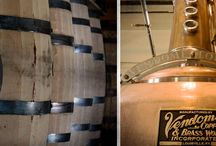 Craft Distilling / Cataloging Trends in Craft and Home Distilling