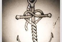 Tattoos / by Kelly Nagel