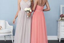 Bridesmaids & Special Occasion Dresses