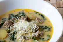 Foodie: Soup's On!