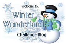 Challenge:  Winter Wonderland