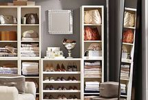 Closets/Organize / by Char Evans King