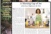 Coffee of Grace Buzz / Look who is talking about Grace Hightower & Coffees of Rwanda!