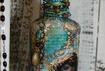 decoratives Bottles
