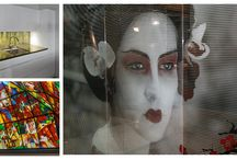 Printed Glass / Digital Ceramic Printed Glass