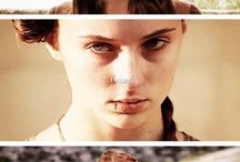 Sansa Stark / Oldest Stark Daughter