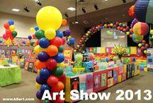 Art exhibition ideas