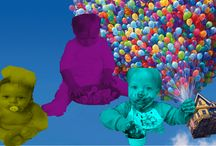 Trabajo colores, Cultura Audiovisual.