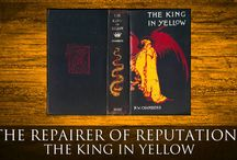 The King in Yellow by Robert W Chambers / Video audiobooks - Short stories from The King in Yellow by Robert W Chambers